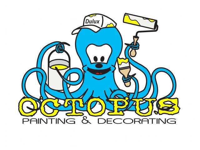 Octopus Painting and Decorating - 1/1