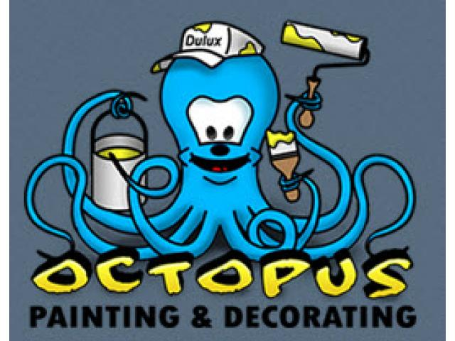OCTOPUS PAINTING - PERTH WA - 1/1