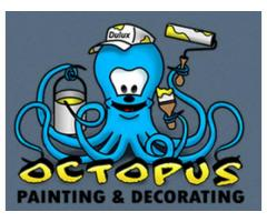 OCTOPUS PAINTING - PERTH WA