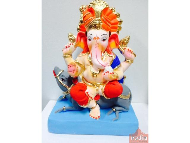Are you Looking for a Lord Ganesha's Statue with mouse? - 1/1