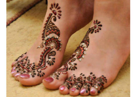 Find Beautiful Henna Artist For Brides