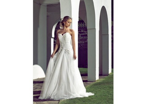 Wedding Gowns Melbourne - Silk and Style Bridal