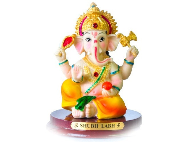 Buy Traditional Ganesha Statue at $29.95 only! - 1/3
