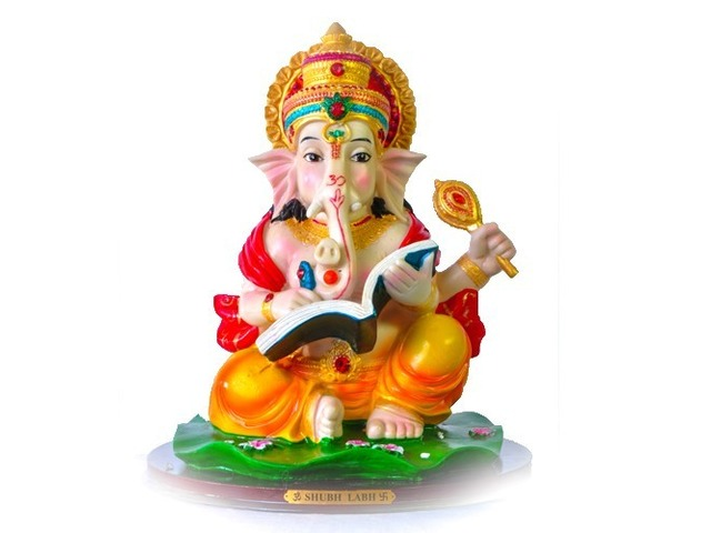 Buy Traditional Ganesha Statue at $29.95 only! - 2/3
