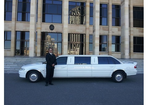 Stretch Limousine Hire In Melbourne