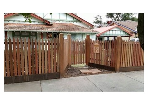 Create the best Picket Fences in Melbourne