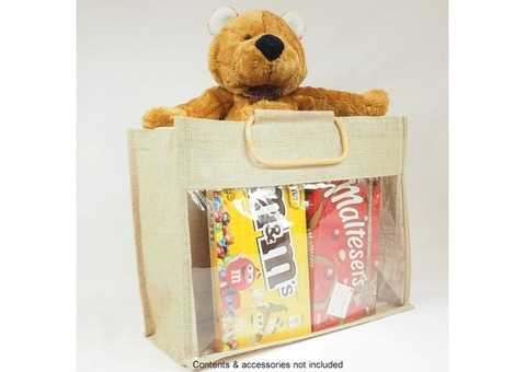 Buy eco-friendly Jute Bags at Wholesale Price