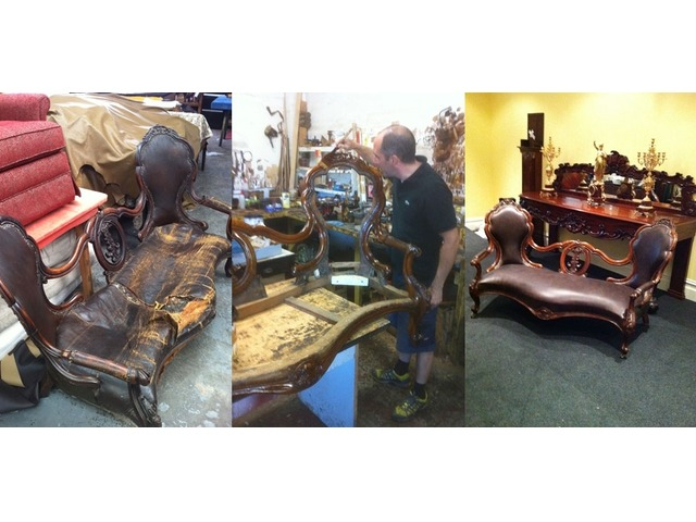 French polishing in Melbourne - Jason Snook - 1/3