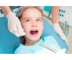 Get Emergency Dental Treatment For Your Child