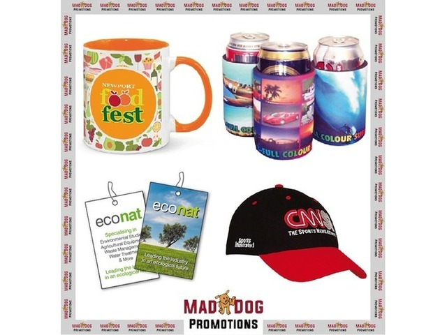 Promotional Products, Promotional Items Perth - MadDogPrints - 1/1
