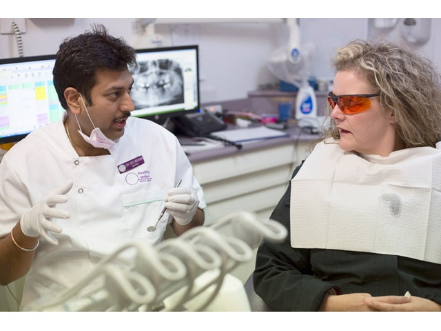 Free Initial Dental Examination by Healthy Smiles - 3/4