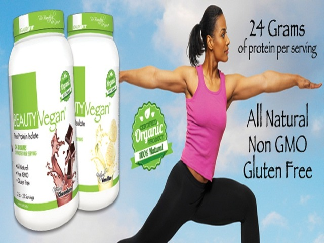 Buy Certified Organic Vegan Protein Shake: Start Your Cleanse Today! - 1/1