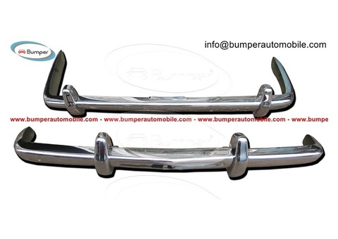 Rolls Royce Silver Shadow bumper (1965-1977) in stainless steel