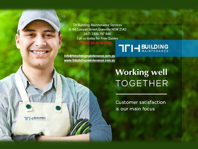 TH Building Maintenance Services - Retail Store Cleaning Granville - 2/3