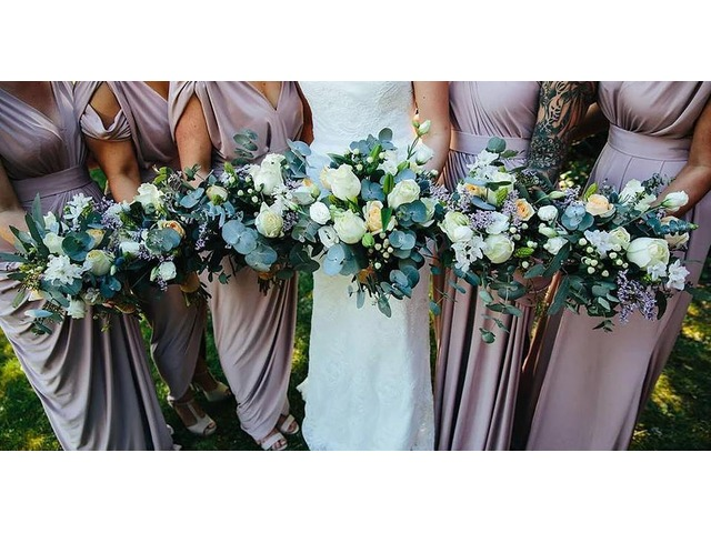 Stems By Sally - Bespoke Wedding and Event Florist in Sydney - 3/5