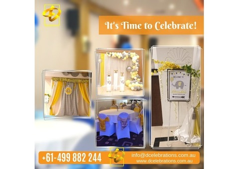 DCelebrations | EVENT AND PARTY VENUE In Melbourne