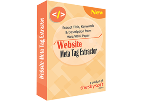 Website Meta Tag Extractor tool