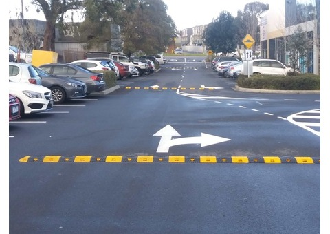 Get Affordable Car Park Line Marking in Melbourne - Durasafe Linemarking