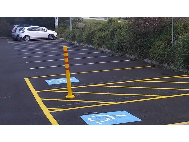 Get Affordable Car Park Line Marking in Melbourne - Durasafe Linemarking - 2/2