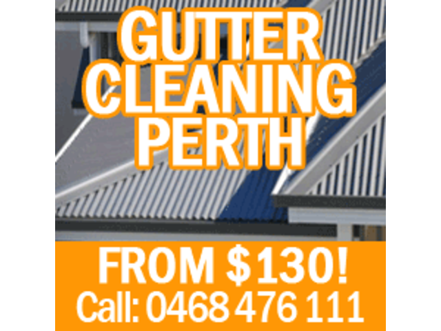 Commercial Gutter Cleaning - 1/5