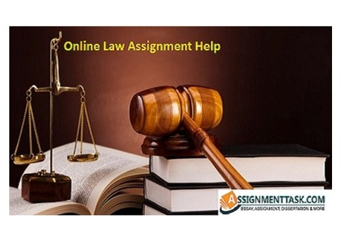 Law Assignment Help & Writing Service in Australia by Assignmenttask.com