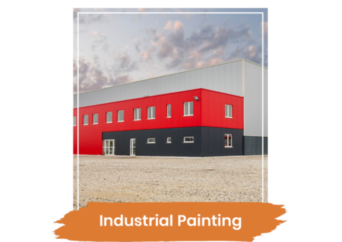 Industrial Residential and Commercial Painting in Watertown
