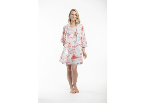 Cotton Nightgown Women By Victoria's Dream