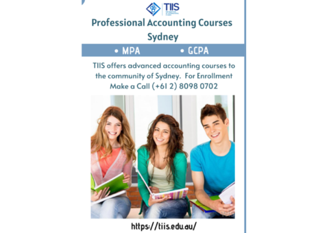 Make Your Career In Accounting | Professional Accounting Courses Sydney