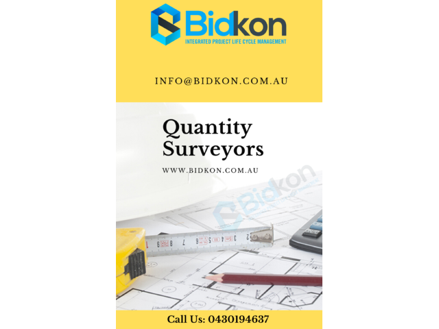 Quantity Surveyors - 1/1