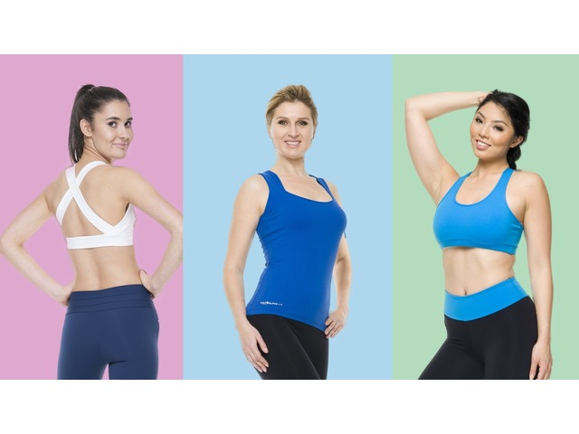 Women's Activewear Tops - 3/5