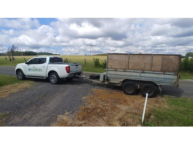Old Mattress Removal - 4/5