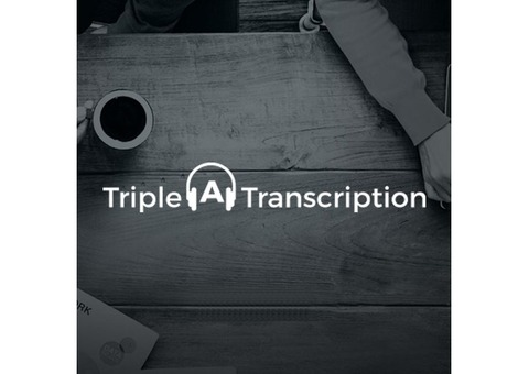 Triple A Transcription: Academic, Medical, and Business Transcription Services