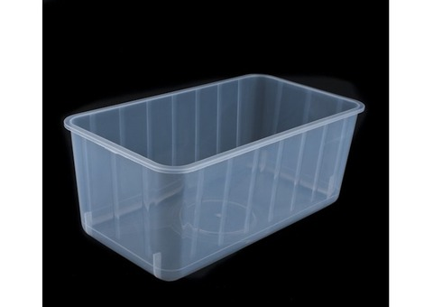 Plastic Tubs and Food Container From Piber Plastics