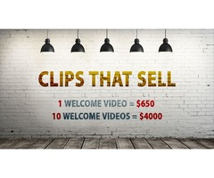 Video Editing from Clips That Sell