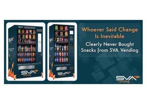 Wide Range of Snack Vending Machine for Sale