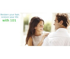 Natural Hair regrowth Treatment Specialists