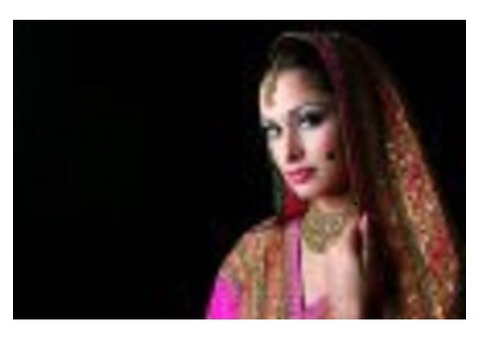 Melbourne's Best Place for Complete Bridal Make Up & Hair Styling - Melbourne Henna