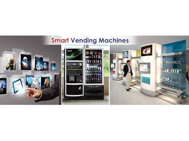 order office automation machine from smart vending machines melbourne free classified ads. Black Bedroom Furniture Sets. Home Design Ideas