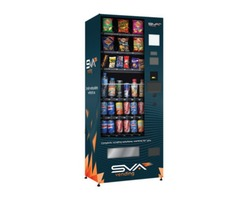 Improve Employees' Productivity With Healthy Vending Machines