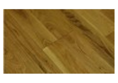 Step in your living room in a grand fashion; switch to timber flooring