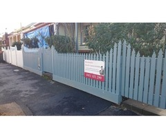 Picket Fencing by Marcelle's