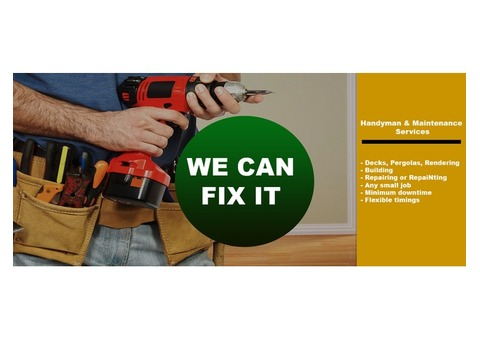 Need professional and affordable home improvement service like Dry Cleaning Frankston, Handyman Serv