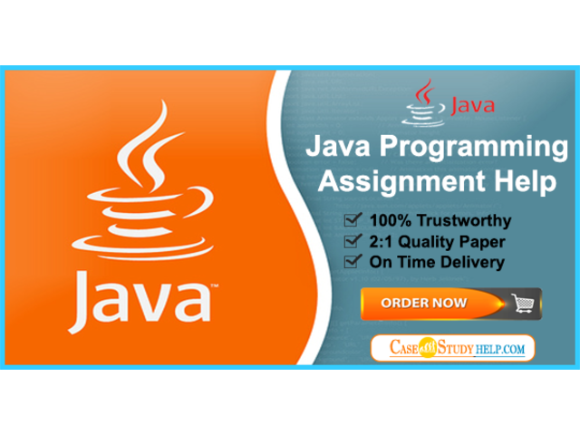 Avail the Best Java Assignment Help at Casestudyhelp - 1/2