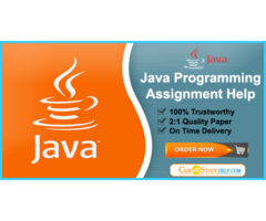 Avail the Best Java Assignment Help at Casestudyhelp