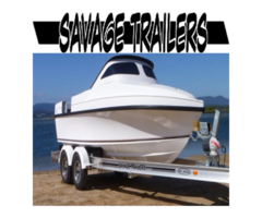 Trailer Parts in Melbourne - Savage Trailers